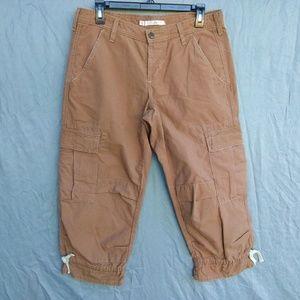 Joie Cargo Capri Pants